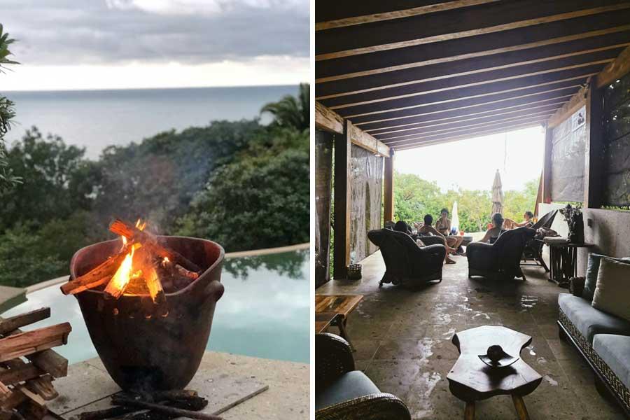 Fierce45 Wellness Retreats in Sayulita Mexico via Brand + Bash